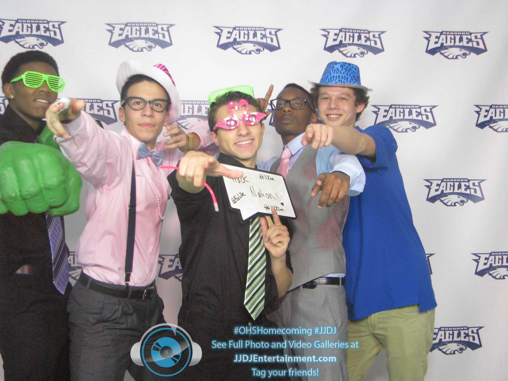 OHS 2014 Homecoming Photobooth -325