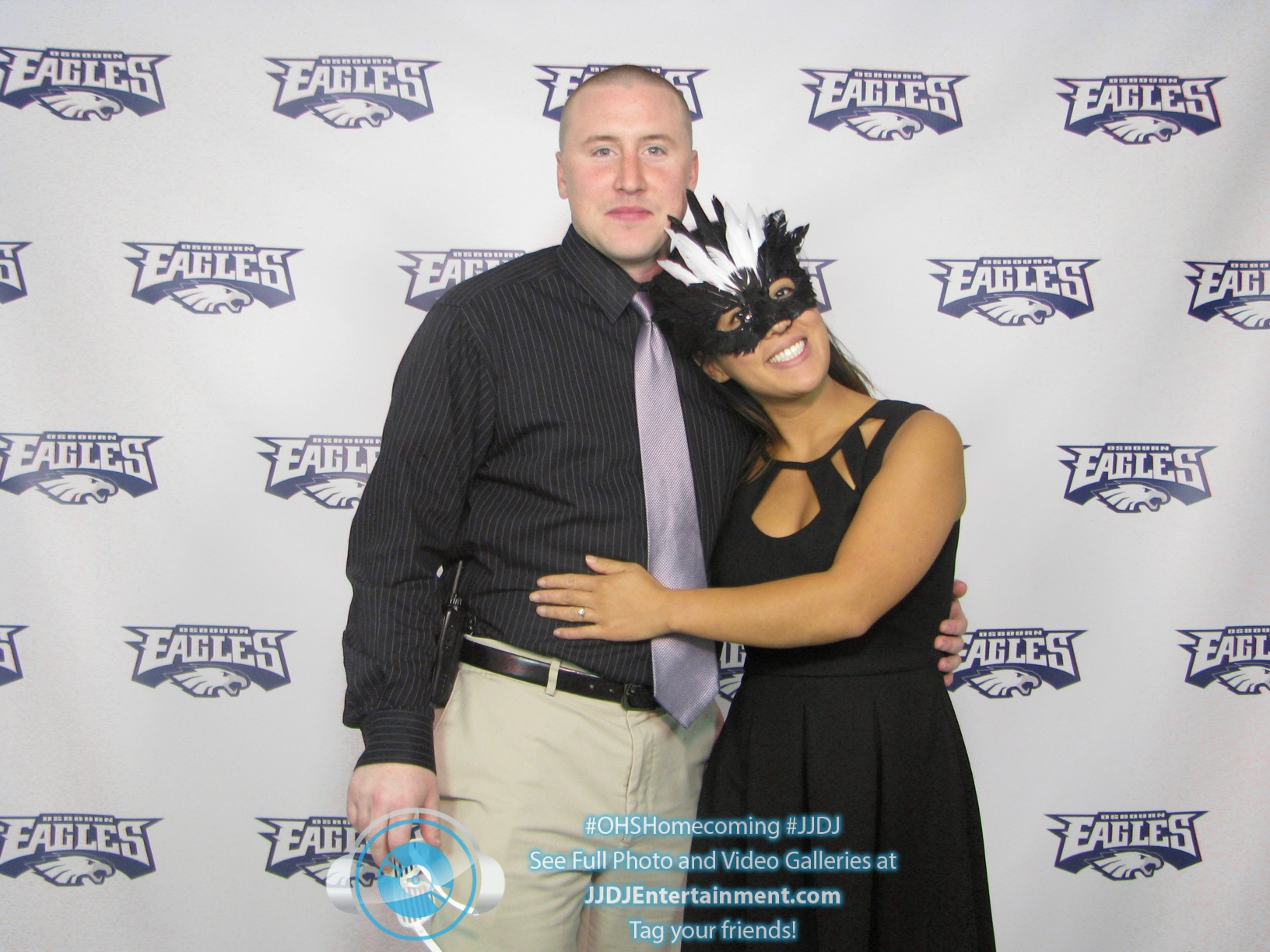 OHS 2014 Homecoming Photobooth -36