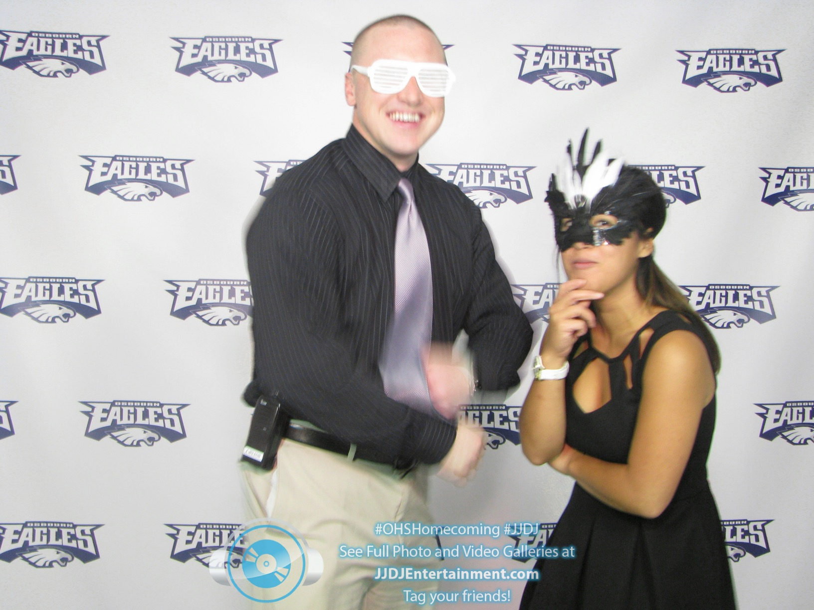 OHS 2014 Homecoming Photobooth -37