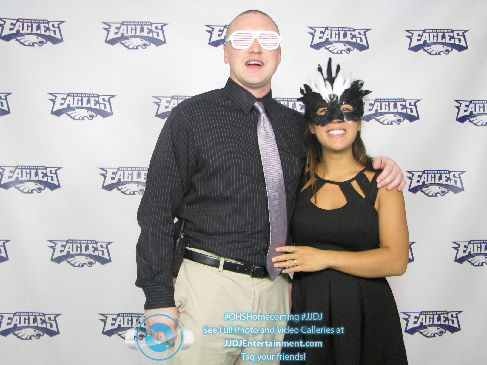 OHS 2014 Homecoming Photobooth -38